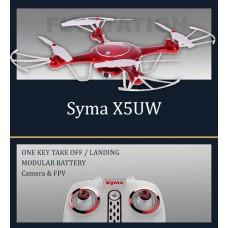 کوادکوپتر دوربین دار syma X5UW با ارسال زنده تصویر