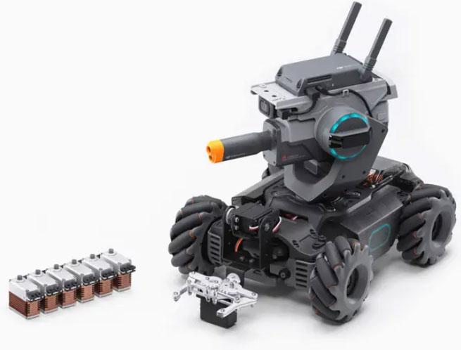 ربات کنترلی RoboMaster S1 ساخت DJI
