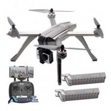 کوادکوپتر دوربین دار mjx Bugs 3 Pro ( دو باتری)